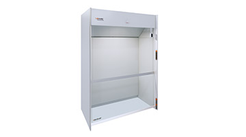 Walk-in-Fume Cupboard